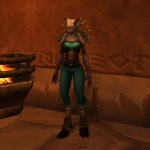 My favourite roleplay set before mogging. Simple but with a touch of shaman.