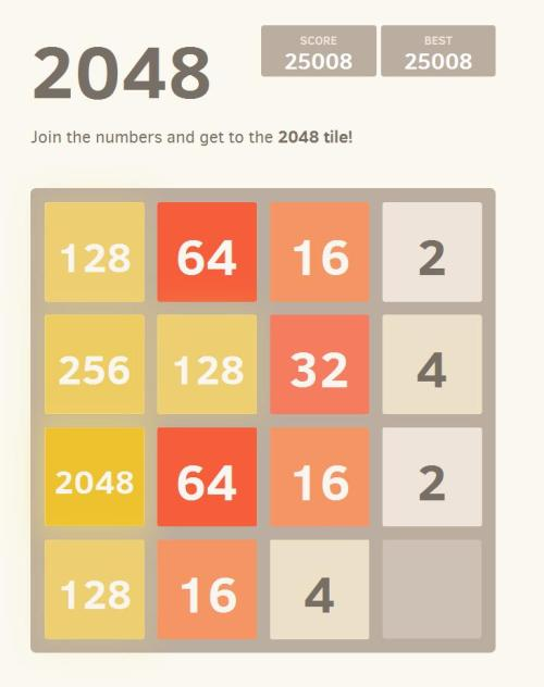 Strategy Guide to Winning the 2048 Game